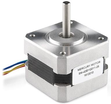 motor de passo com Arduino - wiring