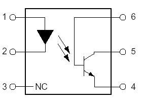 Conhecendo componentes eletronicos - Página 3 AcopladorOtico