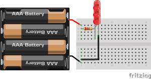 LED em paralelo   cálculo de resistores