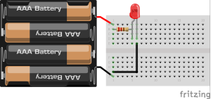 cálculo de resistores