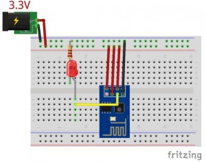 Preparando o blink | firmware nodeMCU