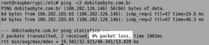 DNS no Raspberry