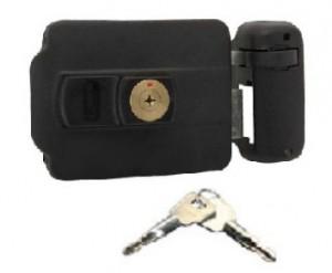 Tranca automática para porta e portão - MQTT e Raspberry