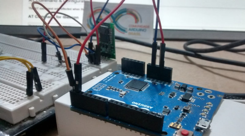 Beacon com Arduino