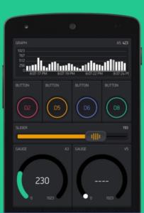 Blynk Widgets | Blynk, IoT e MQTT