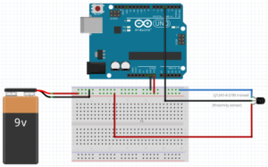 Sensor indutivo (wiring)