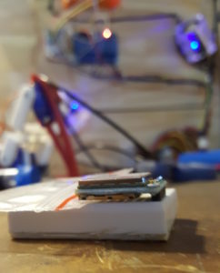 SIM800L enviando SMS - align