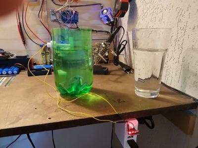 digispark | Sensor de nível de água
