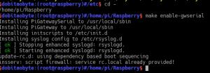 Serviço de sistema - NRF24L01 com Raspberry
