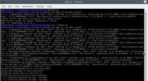NRF24L01 com Raspberry - compilação
