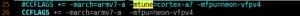 NRF24L01 com Raspberry - makefile e mtune