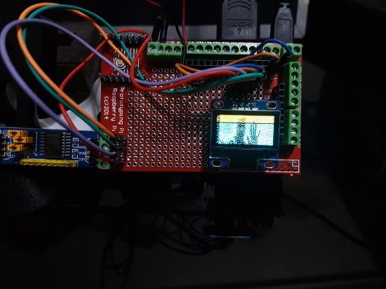 câmera do Raspberry