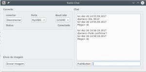 Qt Radio Chat
