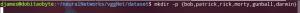 Como criar um dataset