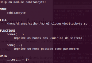 Compilar programas escritos em Python