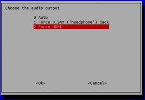 Text to speech com Raspberry - configurando áudio no HDMI