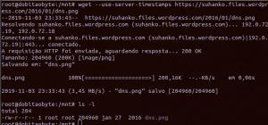 timeline de Phishing