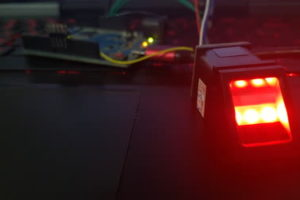 Leitor biométrico com Arduino