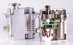 artigo: Servo motor de rotação contínua