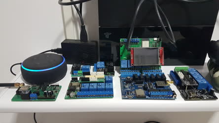 Controle de relés com Alexa | Casa inteligente com Alexa