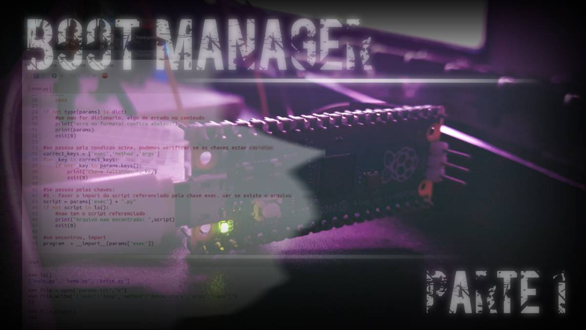 boot manager na RPi Pico