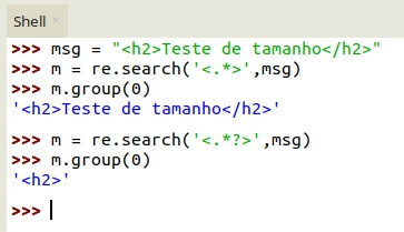 regex no MicroPython - erro comum