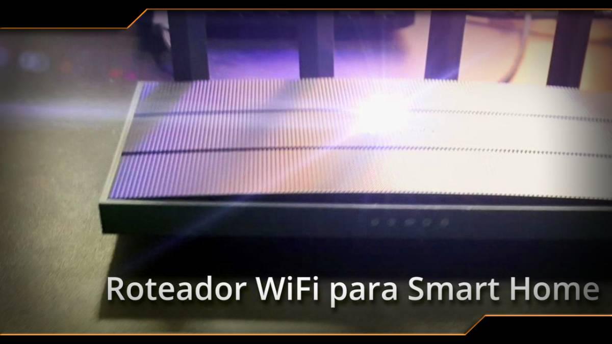 Roteador para IoT